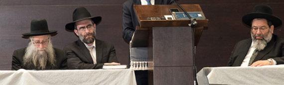 """Shloshim Of Yisroel Levin & Elisheva Kaplan A""""H"""