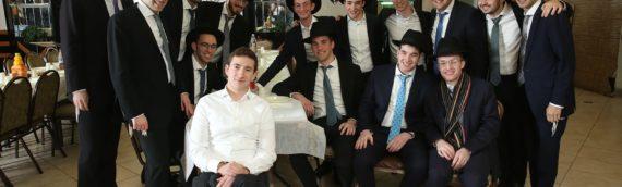 Alumni Melave Malka in Israel